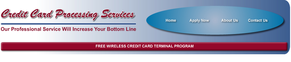Free Wireless Credit Card Terminal Program